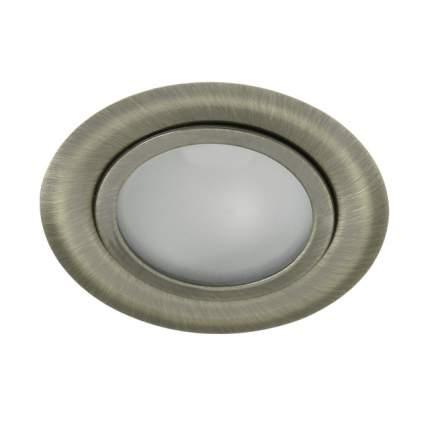 Светильник мебельный точечный KANLUX GAVI CT-2116B-BR/M 20w