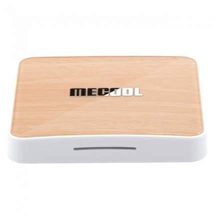 Смарт-приставка Mecool KM6 Deluxe Edition 4/32Gb Brown/White
