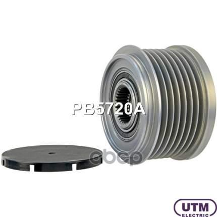 Обгонный шкив генератора Utm PB5720A