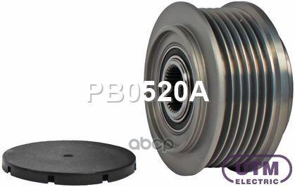 Обгонный шкив генератора Utm PB0520A