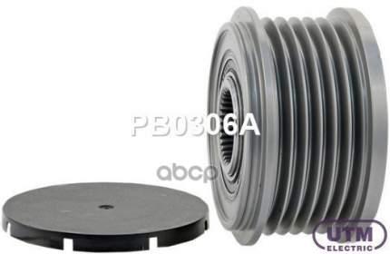 Обгонный шкив генератора Utm PB0306A