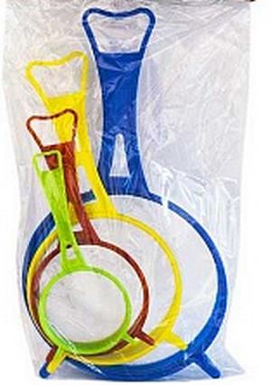 Сито пластиковое (4 штуки)