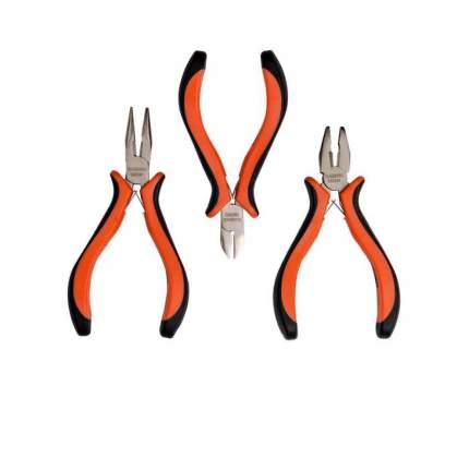 Набор шарнирно-губцевого инструмента для точных работ, 3 предм.// HARDEN 560309