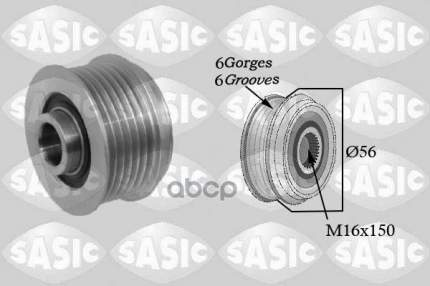 Обгонный шкив генератора Sasic 1674002