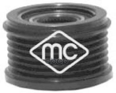 Обгонный шкив генератора METALCAUCHO 05429