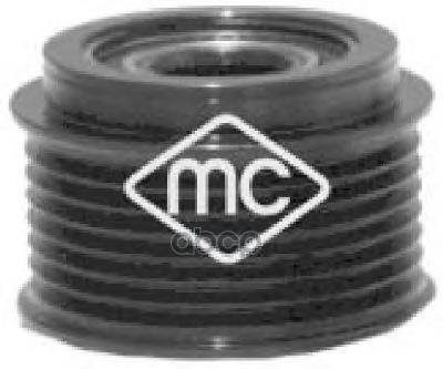 Обгонный шкив генератора METALCAUCHO 05745