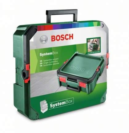 Ящик для инструмента пластиковый BOSCH  зеленый SystemBox size S 1600A016CT