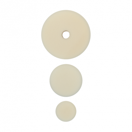 Полировальный круг комплект - мягкий финишный 75мм/54мм/34мм- белый AuTech Au-33511W