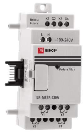 Модуль дискретного в/в 4/4 230В PRO-Relay EKF PROxima