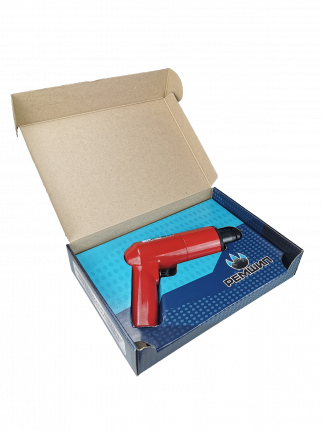Пневматический пистолет для ошиповки ремонтными шипами, РП-12, Ремшип, артикул 000014-РП12