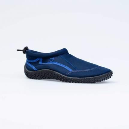 Пляжная обувь для мальчиков Котофей цв.синий р.38