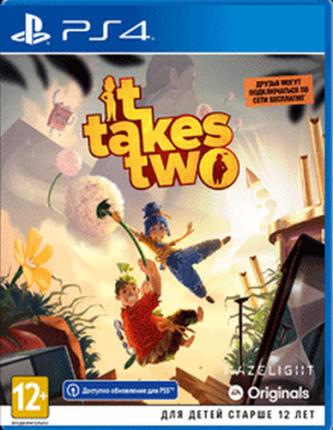 Игра It Takes Two для PlayStation 4