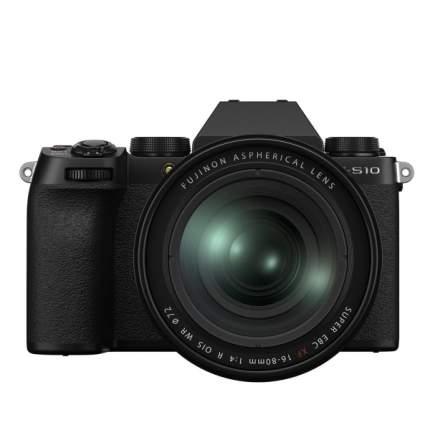 Фотоаппарат системный Fujifilm X-S10 16-80mm Black