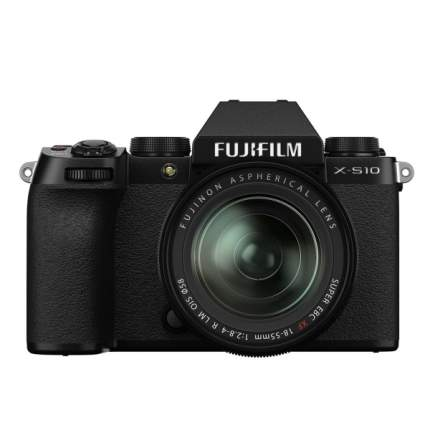 Фотоаппарат системный Fujifilm X-S10 18-55mm Black