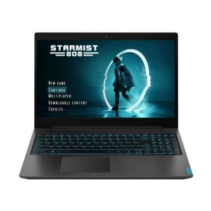 Игровой ноутбук Lenovo IdeaPad L340-15IRH Black (81LK01P2RU)