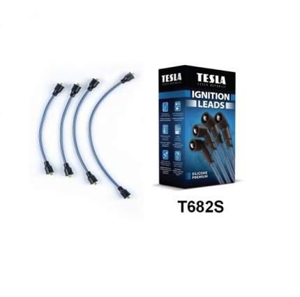 Комплект высоковольтных проводов TESLA для ГАЗ 3102, 31029, Волга 2705, Газель 2217 T682S