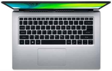 Ноутбук Acer A514-54-58T9 Silver/Black (NX.A22ER.005)