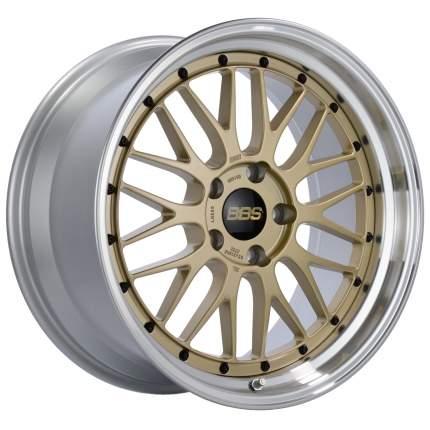Колесный диск BBS LM287 Gold/Felge diagedreht R19 8.5J LK 5x130 ET50 NB 71,6 10022508