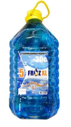 Жидкость стеклоомывателя зимняя (незамерзайка) frozko 5л. -30 nezamerz
