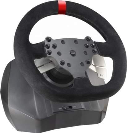 Игровой руль Artplays V-1200 Vibro Black
