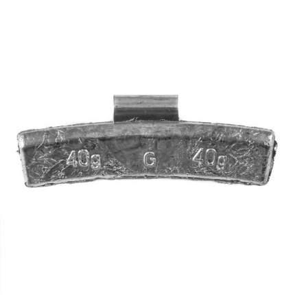 Грузик балансировочный для литого диска 40гр. (Турбо) (30шт.) BANTAJ BV16240-30