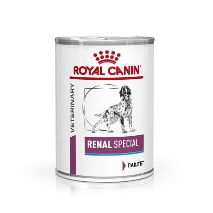 Консервы для собак ROYAL CANIN Renal Special, мясо, 410г