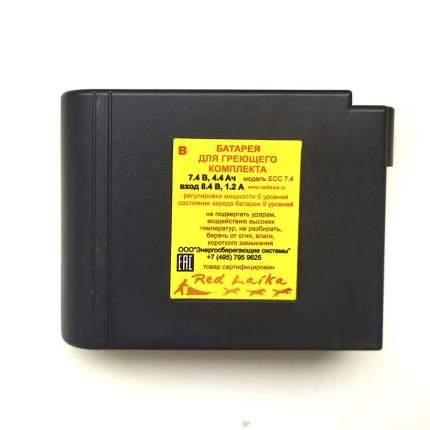 Греющий комплект RedLaika для любой одежды ГК3 c аккумулятором 4400 mAh