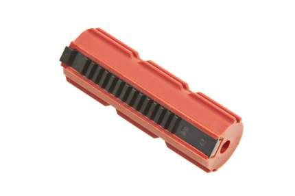 Поршень ZC Airsoft со стальной гребёнкой полнозубый пластиковый, 14 зубов (M-64-01)