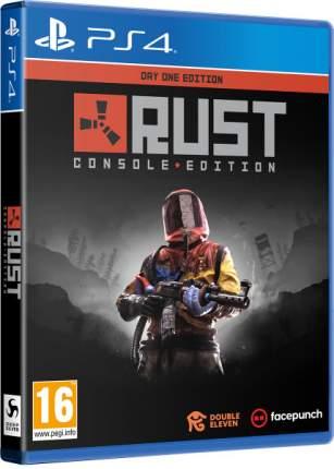 Игра Rust. Издание первого дня для PlayStation 4