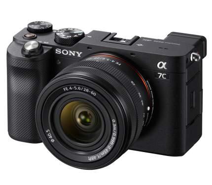 Фотоаппарат системный Sony Alpha 7C SEL28-60 Black