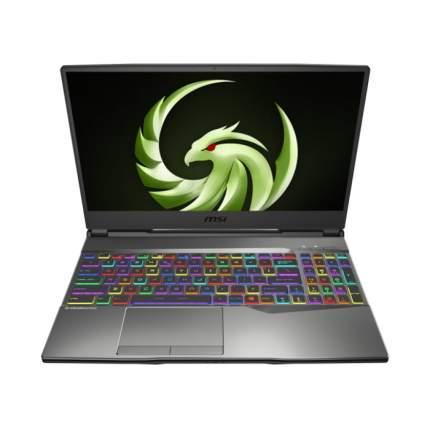 Игровой ноутбук MSI Alpha 15 A4DEK-011RU Black (9S7-16UK11-011)
