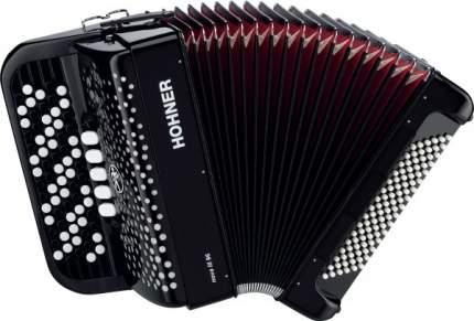 Hohner Nova III 96 (A1572/А4272) Black Кнопочный аккордеон