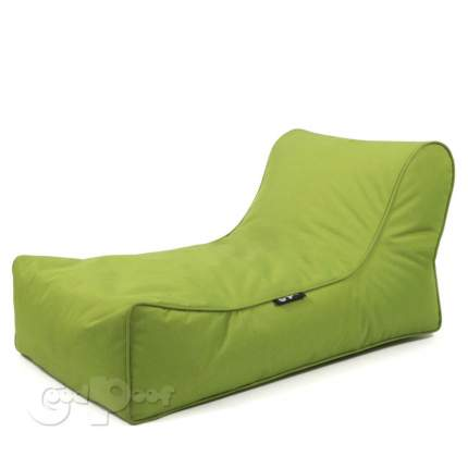 Бескаркасный модульный диван GoodPoof Лаунж one size, нейлон, Green Lime (зеленый)