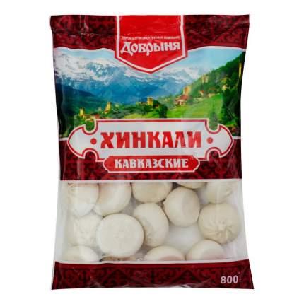 Хинкали Добрыня Кавказские с говядиной и свининой 800 г