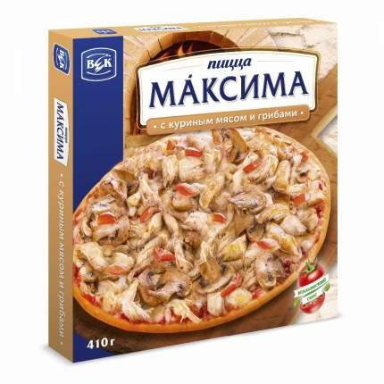 Пицца Век Максима с куриным мясом и грибами 410 г