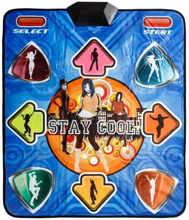 Танцевально-игровой коврик Stay Cool ASPEL беспроводной со свет. стрелками 32 бита, HDMI