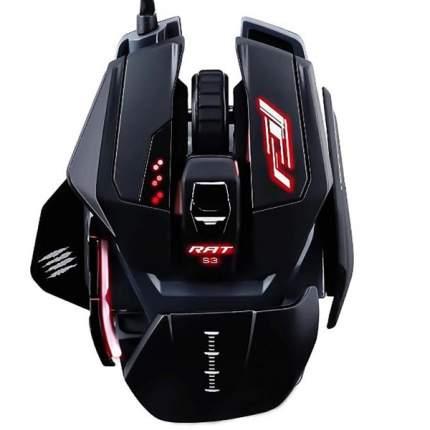 Игровая мышь Mad Catz R.A.T. PRO S3 Black