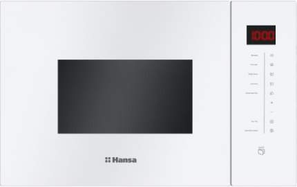 Встраиваемая микроволновая печь Hansa AMMB25E1WH White