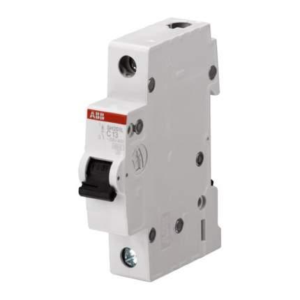 Автоматический выключатель ABB SH201L 1P C16, 4,5kA, 2CDS241001R0164