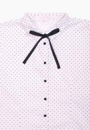 Блузка для девочек Modis цв. белый р.128