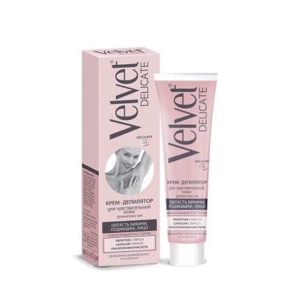Велвет - Крем для депиляции деликатных зон для чувствительной кожи 100 мл