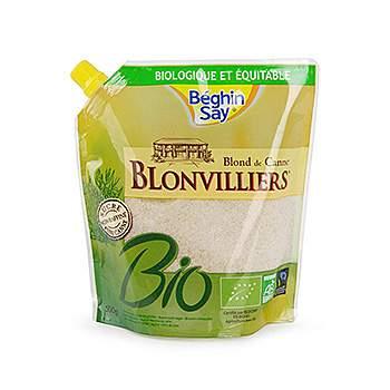 Сахарный песок Beghin Say тростниковый коричневый био Tereos France 500 г
