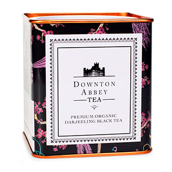 Чай черный Nordqvist Аббатство Даунтон 130 г