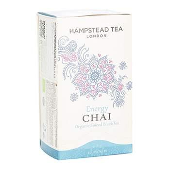 Чай черный Hampstead Energy Chai 20*2 г