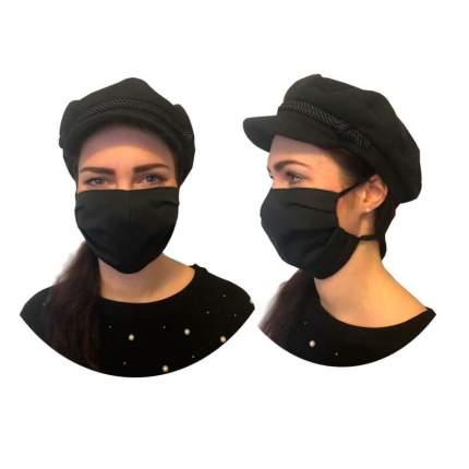 Многоразовая защитная маска Джага-Джага 961-15 черная