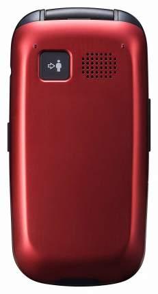 Мобильный телефон Panasonic KX-TU456 RU Red