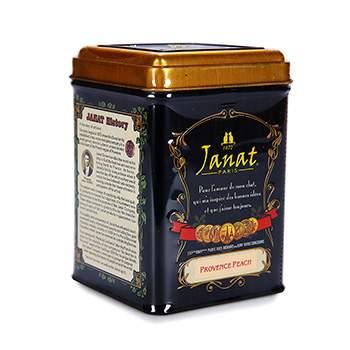 Чай черный «Прованский персик», Janat Paris, 100 г, Франция