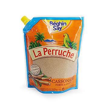 Сахарный песок тростниковый Beghin Say La Perruche 750 г