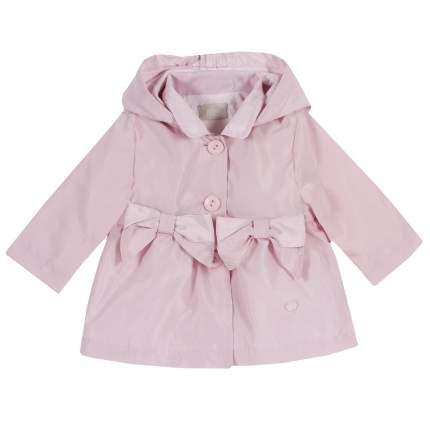 Куртка для девочек Chicco с бантами, цвет розовый, размер 80
