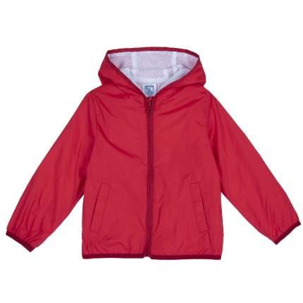Куртка для мальчиков Chicco без принта, цвет красный, размер 116